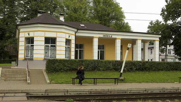 Ikšķiles dzelzceļa stacija